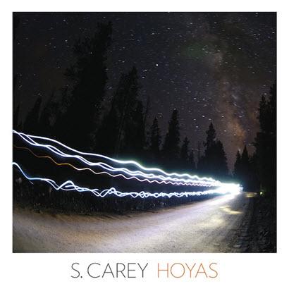 """Cover der EP """"Hoyas"""" von S. Carey (Jagjaguwar)"""