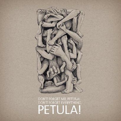 "Neue Platten: Petula - ""Don't Forget Me, Petula! Don't Forget Everything, Petula!"""