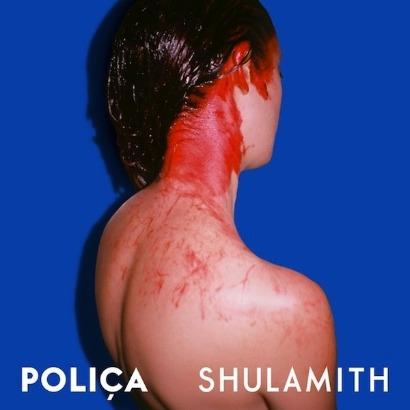 "Cover des Albums ""Shulamith"" von Poliça"