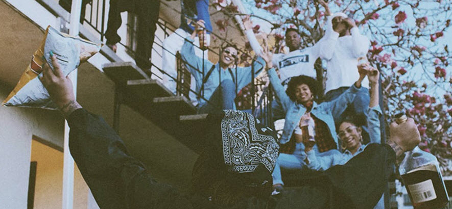 Foto von Kamaiyah - A Good Night in the Ghetto