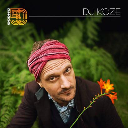 """DJ Koze - """"DJ-Kicks"""" (!K7)"""