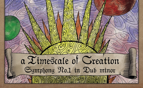 "Neue Platten: Aldubb - ""A Timescale Of Creation - Symphony No.1 In Dub Minor"""