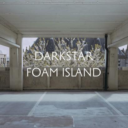 """Cover des Albums """"Foam Island"""" von Darkstar"""
