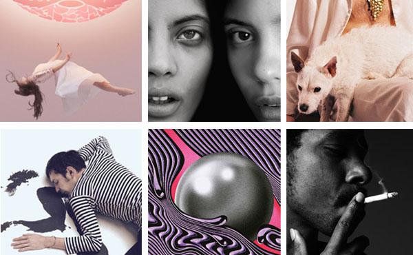 Eine Auswahl unserer Alben der Woche aus dem Jahr 2015