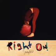 Cover des Albums Right On! von Jennylee