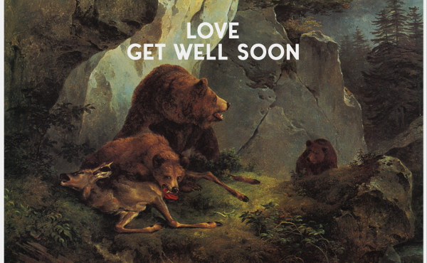 Cover des Albums Love von Get Well Soon