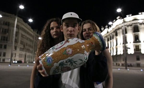 Foto vom österreichischen Rapper Yung Hurn