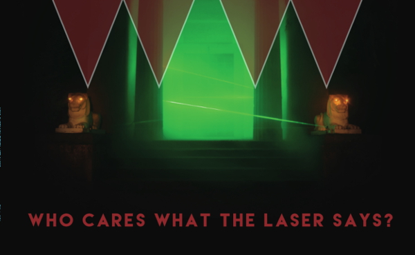 "White Wine – ""Who Cares What The Laser Says?"""