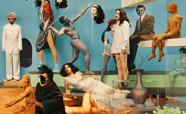 Cover des Albums Amen & Goodbye von Yeasayer