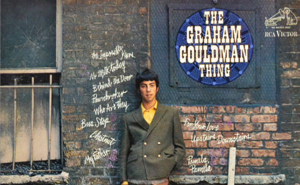 "Vergessene Perlen: Graham Gouldman – ""The Graham Gouldman Thing"""