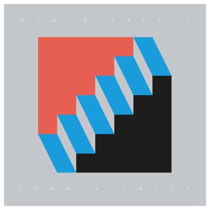 Cover des Albums Form Und Zweck von Human Abfall
