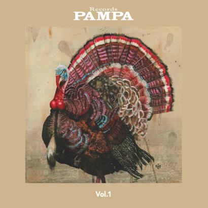 Cover der Compilation Pampa Vol. 1