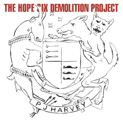 Cover des Albums The Hope Six Demolition Project von PJ Harvey