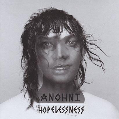 Cover des Albums Hopelessness von Anohni