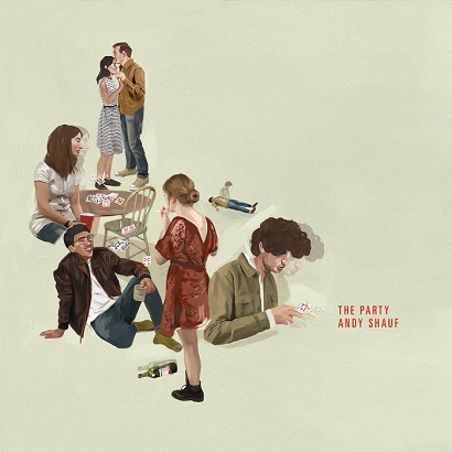 Cover des Albums The Party von Andy Shauf