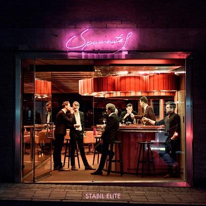 Cover des Albums Spumante von Stabil Elite