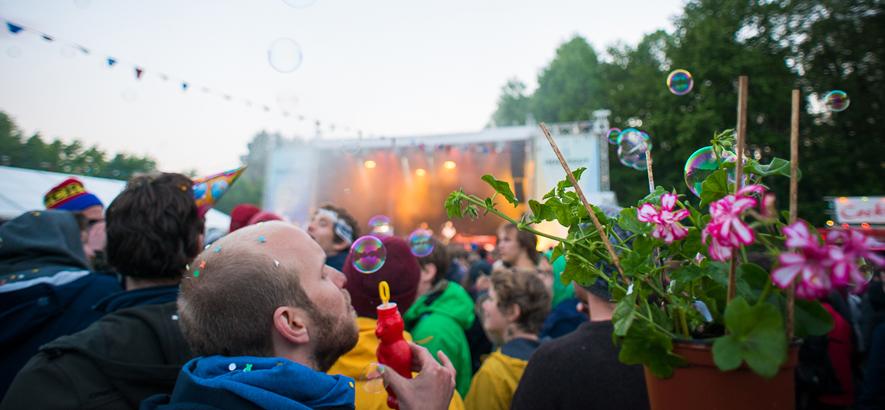 Foto vom Immergut Festival