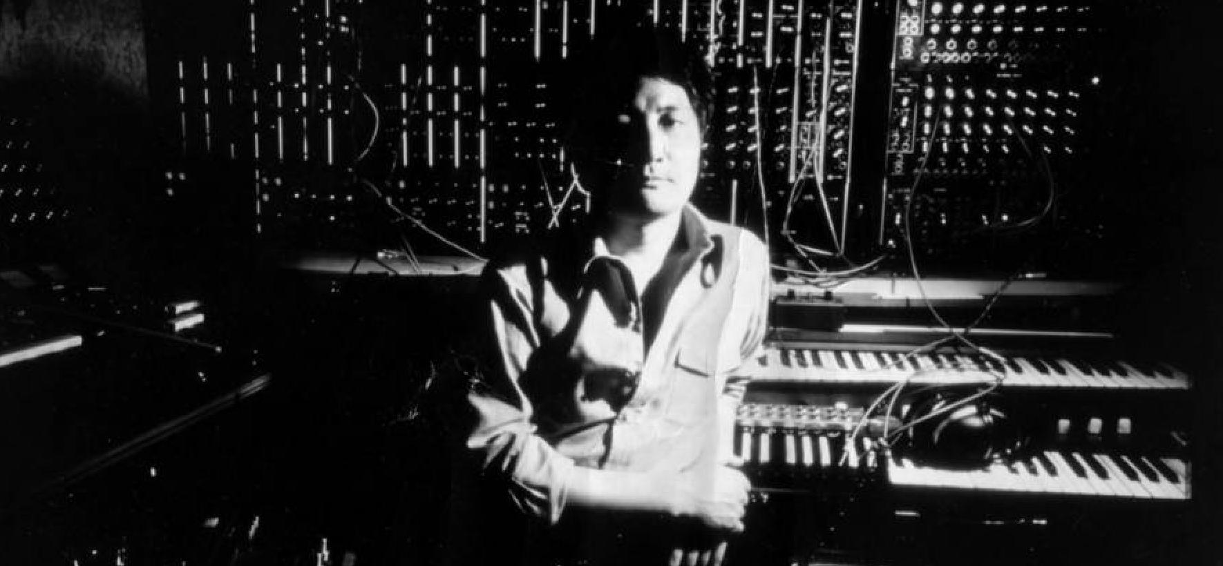 Bild von Isao Tomita im Jahr 1975
