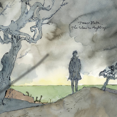 Cover des Albums The Colour In Anything von James Blake