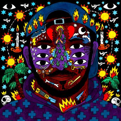 Cover des Albums 99.9% von Kaytranada