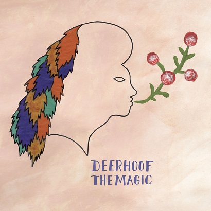 Cover des Albums The Magic von Deerhoof