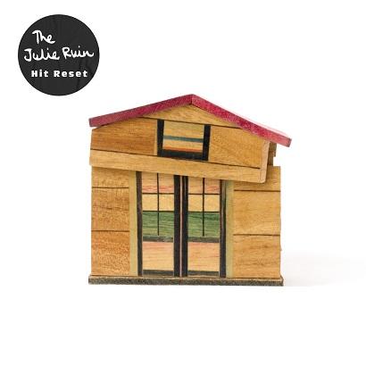 Cover des Albums Hit Reset von The Julie Ruin