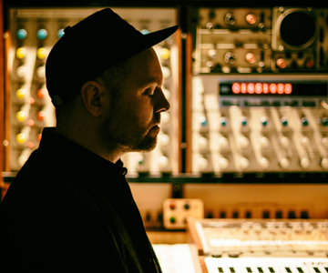 DJ Shadow (Ticket-Verlosung)