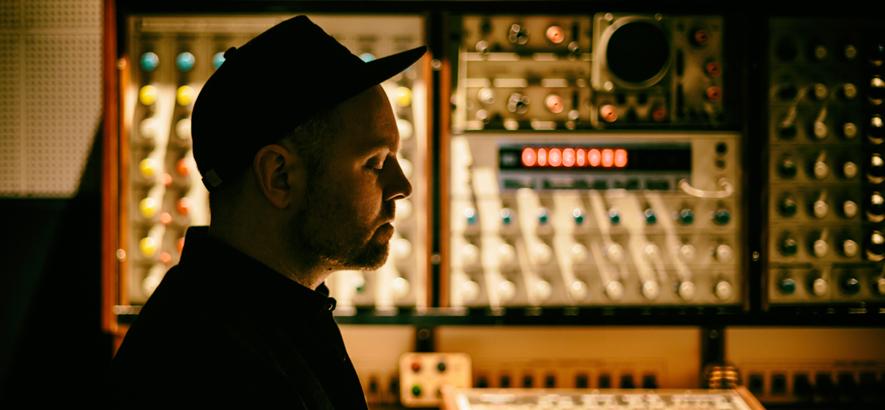 Foto von DJ Shadow