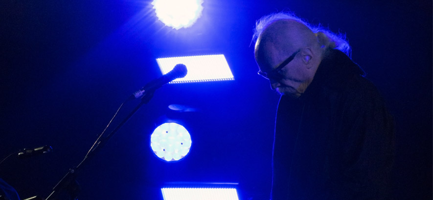 Foto von John Carpenter @ Primavera Sound
