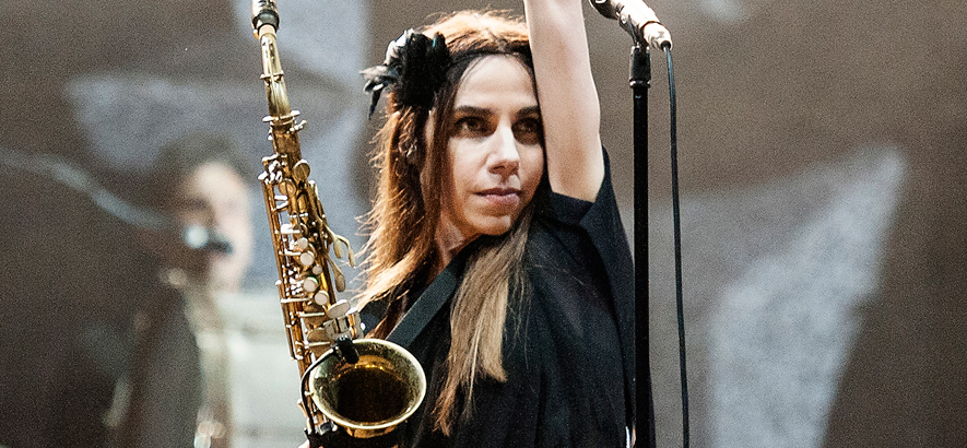 Foto von PJ Harvey @ Primavera Sound