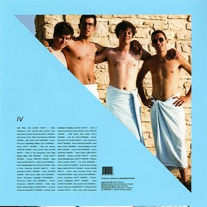 Cover des Albums IV von BadBadNotGood