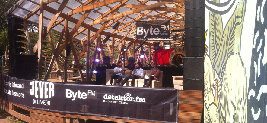 MS Dockville Talks & Acoustic Sessions