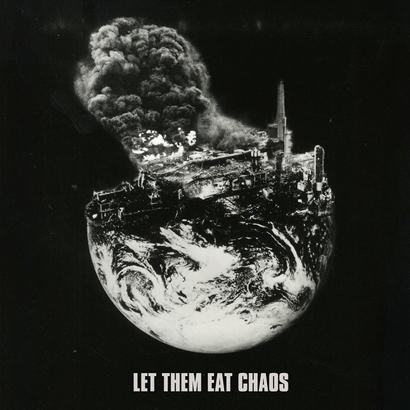 Cover des Albums Let Them Eat Chaos von Kate Tempest