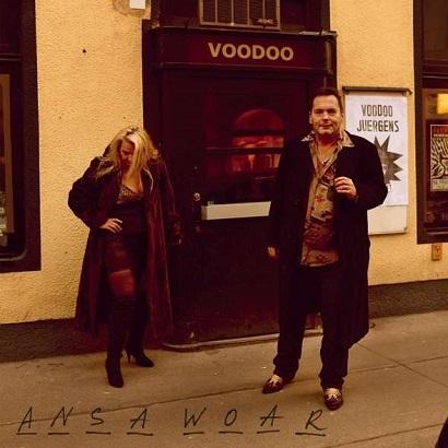 Cover des Albums Ansa Woar von Voodoo Jürgens