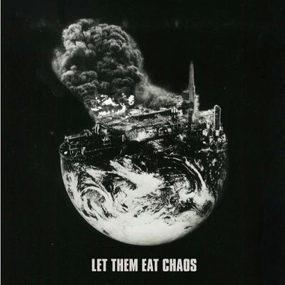 Cover des Albums Let Them Eat Chaos von Kate Tempest