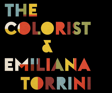 "The Colorist & Emilíana Torrini – ""The Colorist & Emilíana Torrini"" (Album der Woche)"