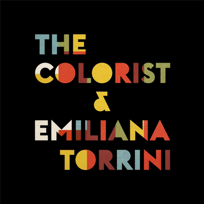Cover des Albums The Colorist & Emilíana Torrini von The Colorist & Emilíana Torrini