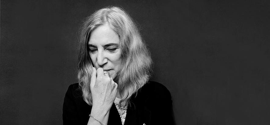 Patti Smith wird 70
