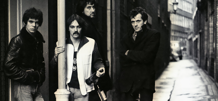 School Of Rock: The Stranglers 1977-1990