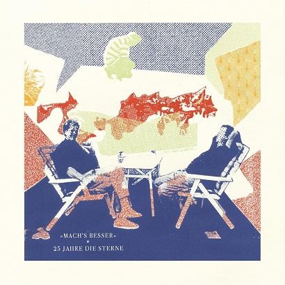 Cover des Albums Mach's Besser: 25 Jahre Die Sterne
