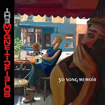 Cover des Albums 50 Song Memoir von The Magnetic Fields