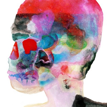 Cover des Albums Hot Thoughts von Spoon