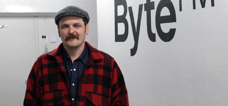 ByteFM Session #220: Digger Barnes