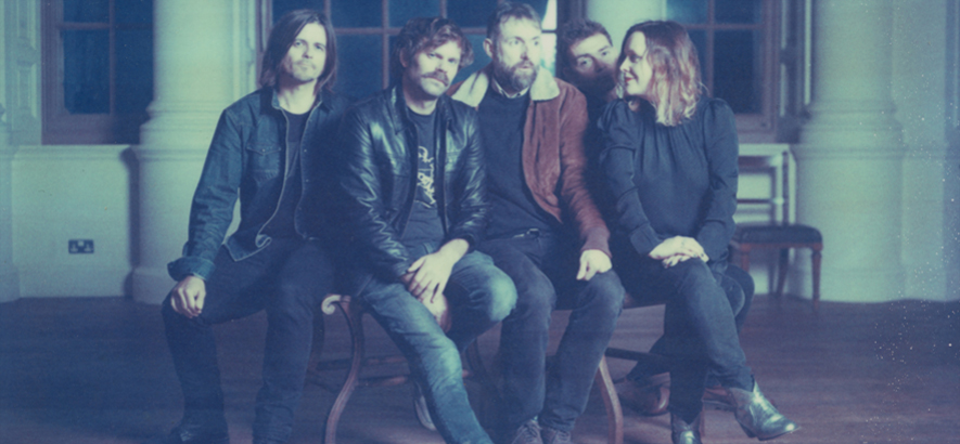 Foto der Band Slowdive