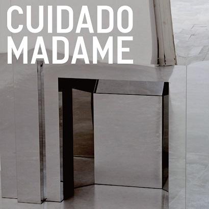 Cover des Albums Cuidado Madame von Arto Lindsay