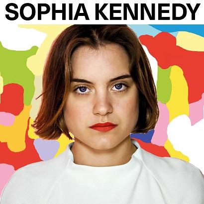 Cover des Albums Sophia Kennedy von Sophia Kennedy