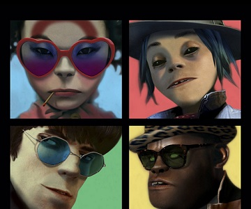"Gorillaz – ""Humanz"" (Rezension)"