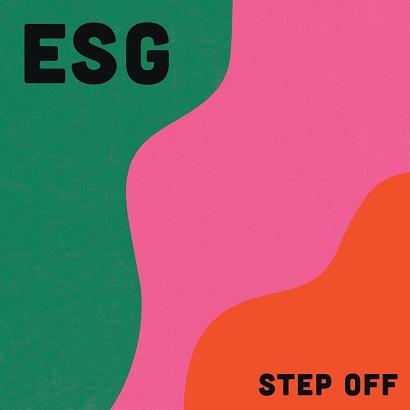 Cover des Albums Step Off von ESG