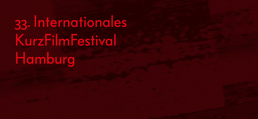Motiv vom 33. Internationalen KurzFilmFestival Hamburg
