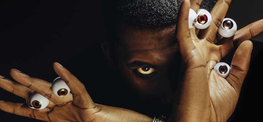 Foto von Flying Lotus